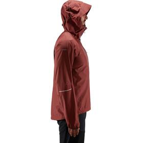 Haglöfs L.I.M Veste Homme, maroon red